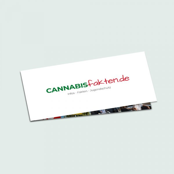 Flyer cannabisfakten.de