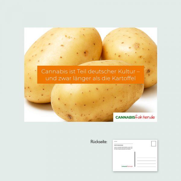 Postkarte Kultur