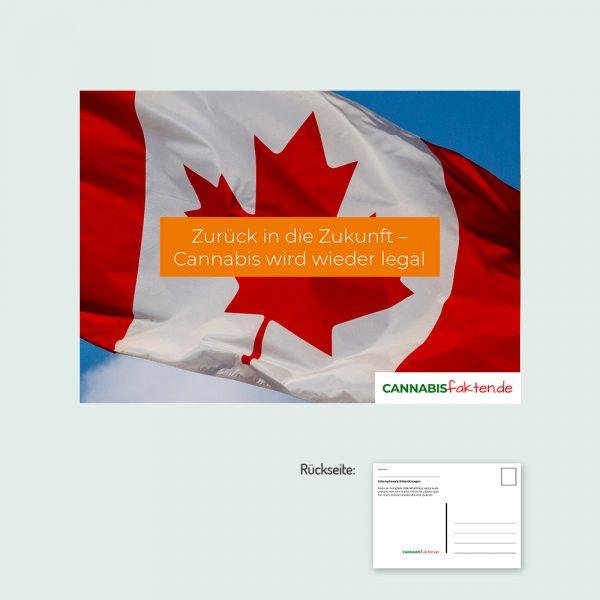 Postkarte Internationale Entwicklungen